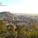 Antananarivo Blick Mahmasina Rova Madagaskar