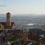 Antananarivo Ausblick Stadt Madagaskar