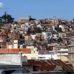 Antananarivo Häuser Madagaskar