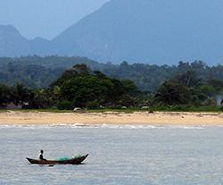 Reisen 2016:  Madagaskar-SAVA-Blick-auf-Marojejy-Reise2016