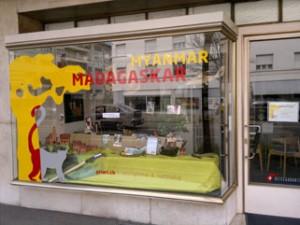 Madagaskarhaus Basel