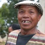 Madagaskar Portrait Mann Dorf Pascal