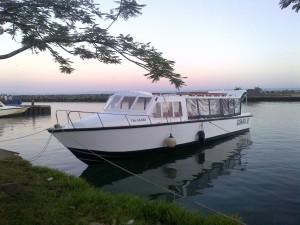 Schiffsverbindung Ostküste Madagaskar Gasikara Be