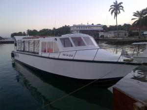 Schiffsverbindung Madagaskar