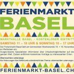 Ferienmarkt Basel - Anzeige baz Basler Zeitung