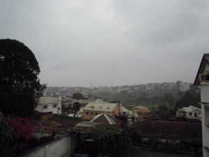 August in Madagaskar Ausblick Antananarivo
