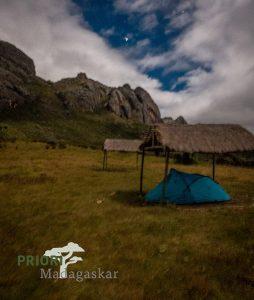 Camping Zelten Madagaskar