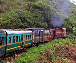 Reise-Aktivitäten: Eisenbahn Madagaskar