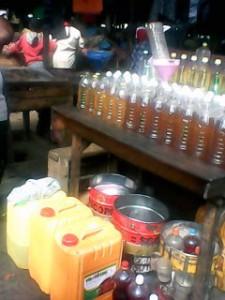 Erdnussöl aus Madagaskar