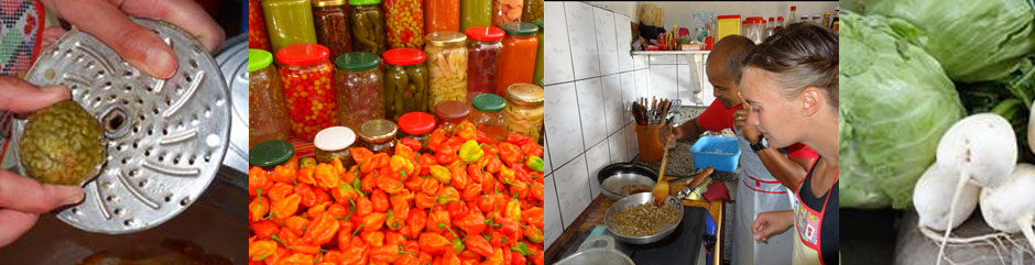 Madagaskar Kochkurs Kulinarische Reise
