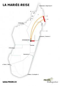 La Mariée Reise Madagaskar Antalaha