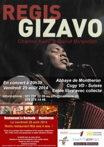 Benefizanlass Konzert Mamisona Madagaskar