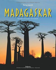 Buch Reise durch Madagaskar Stürtz Verlag