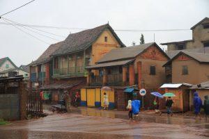 Regenzeit Madagaskar