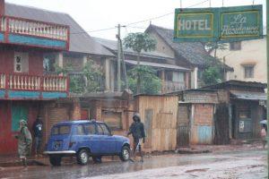 Zyklon Regenzeit Madagaskar