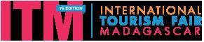 Logo der International Tourism Fair Madagascar 2018