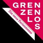 Logo der Ferienmesse Grenzenlos 2018 in St. Gallen