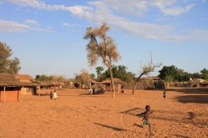Von Tulear nach Fort Dauphin: Madagaskar-Dorf-Süden