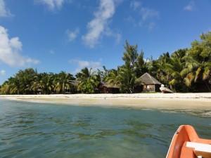 Madagaskar Strand Ile aux Nattes