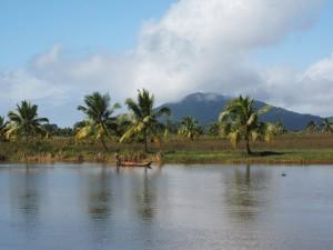 Die Halbinsel des Regenwaldes Masola -Madagaskar_richtung-masoala