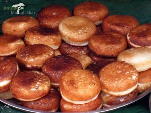 Madagaskar Brot Gebäck