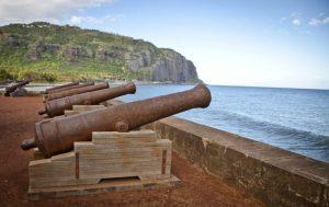 Kanonen Saint Denis La Réunion
