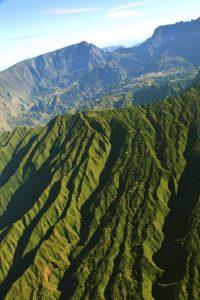 Landschaft Entre Deux La Réunion