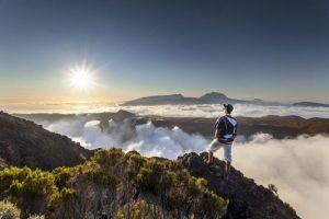 Ausblick Piton des Neiges La Réunion