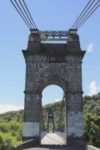 Brücke Pont Suspendu La Réunion