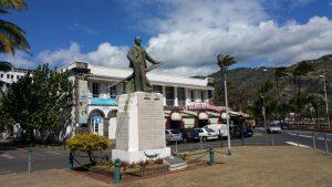 Kreolische Farben: Saint Denis La Réunion