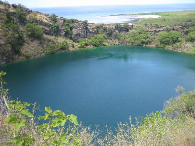 Komoren Karthala Trekking Lac Sale