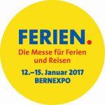 Logo Ferienmesse Bern 2017