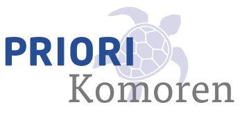 Logo PRIORI Komoren und Weiterleitung auf www.komoren-reisen.de