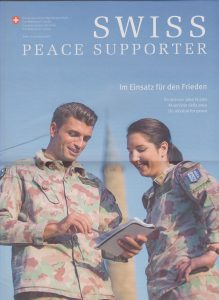 Zeitschrift Swiss Peace Supporter