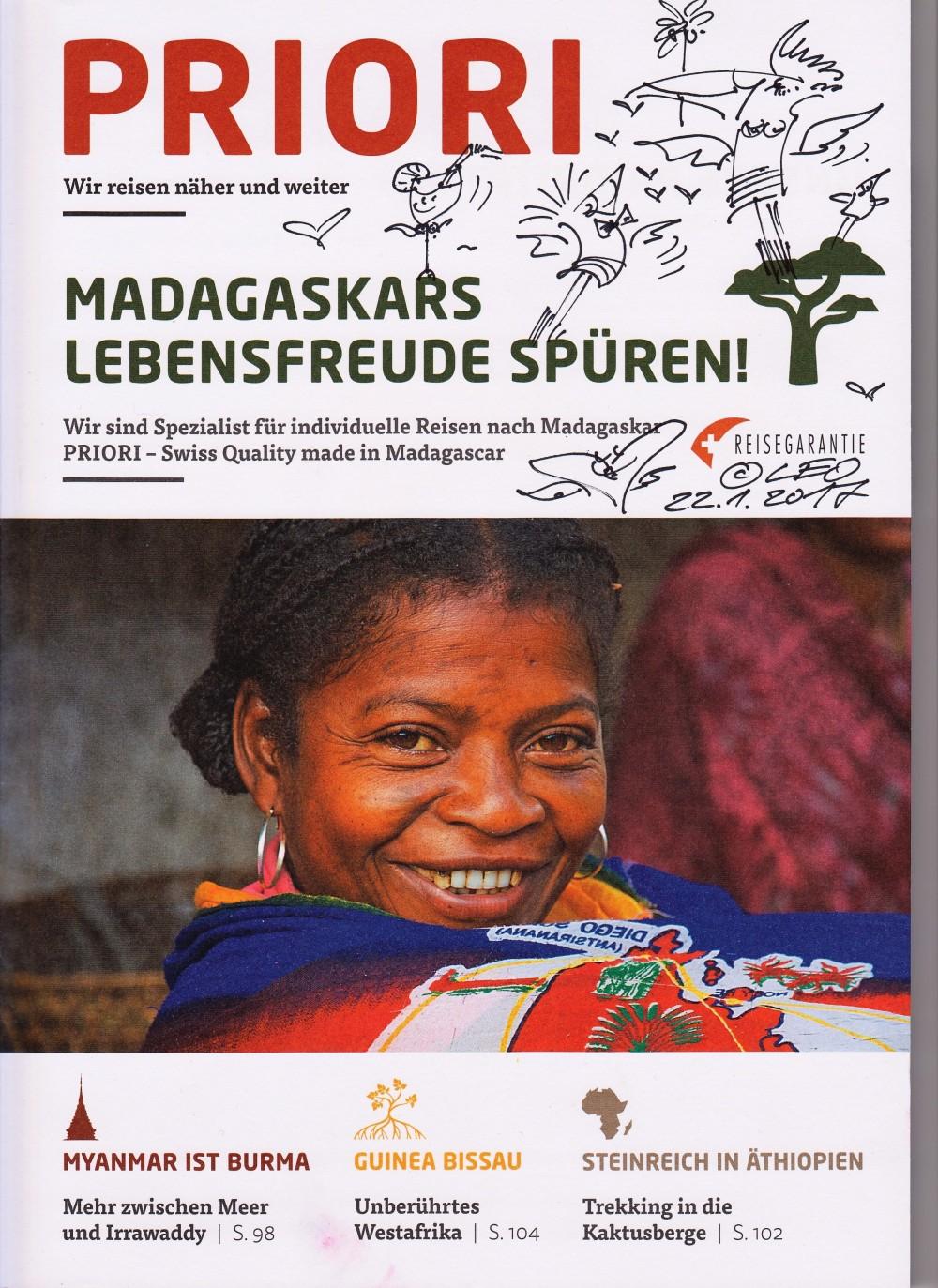 PRIORI Madagaskar Katalog Kunst Kay Leo Leonhardt