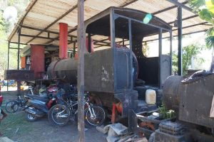 Eisenbahngeschichte Madagaskar: Eisenbahn Nosy Be Madagaskar