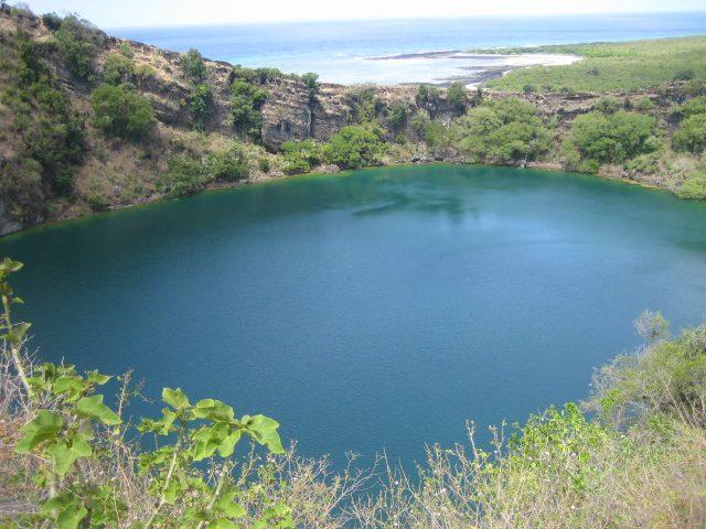 Karthala Trekking - Teil 1: Komoren - Lac Sale
