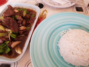 Chinesisches Restaurant in Antananarivo, Madagaskar