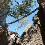 bestens organisierte Reise - Madagaskar - Brücke © Trommer