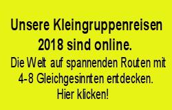 PRIORI Kleingruppenreisen 2018