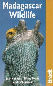 2008, Madagascar Wildlife, Bradt Travel Guide Cover