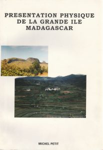 Presentation physique de la grande ile Madagascar