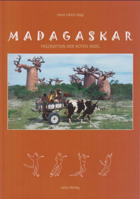 Rano-Verlag Madagaskar - Faszination der roten Insel 2008 Cover