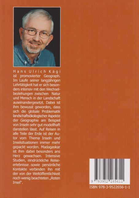 Rano-Verlag Madagaskar - Faszination der roten Insel 2008 Rückseite