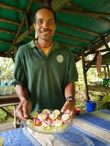 Trekking im Marojejy Nationalpark: Chef de la cuisine Marojejy