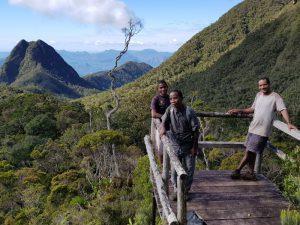 Camp Simpona: Team Trekking Marojejy