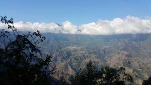 Entdeckungsreise auf La Reunion: Aussicht La Réunion