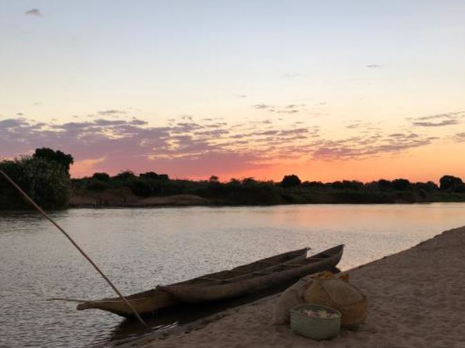 Madagaskar 2018: Flussfahrt auf dem Tsiribihina