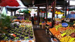 Entdeckungsreise auf La Reunion: Markt La Réunion