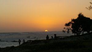 Selbstfahrer-Mietwagenrundreise auf La Reunion: Sonnenuntergang La Réunion